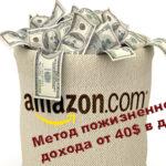 """Уникальный авторский метод пожизненного дохода от 40$ в день на """"книгах без контента"""""""